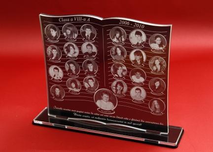 Trofee din Plexiglas