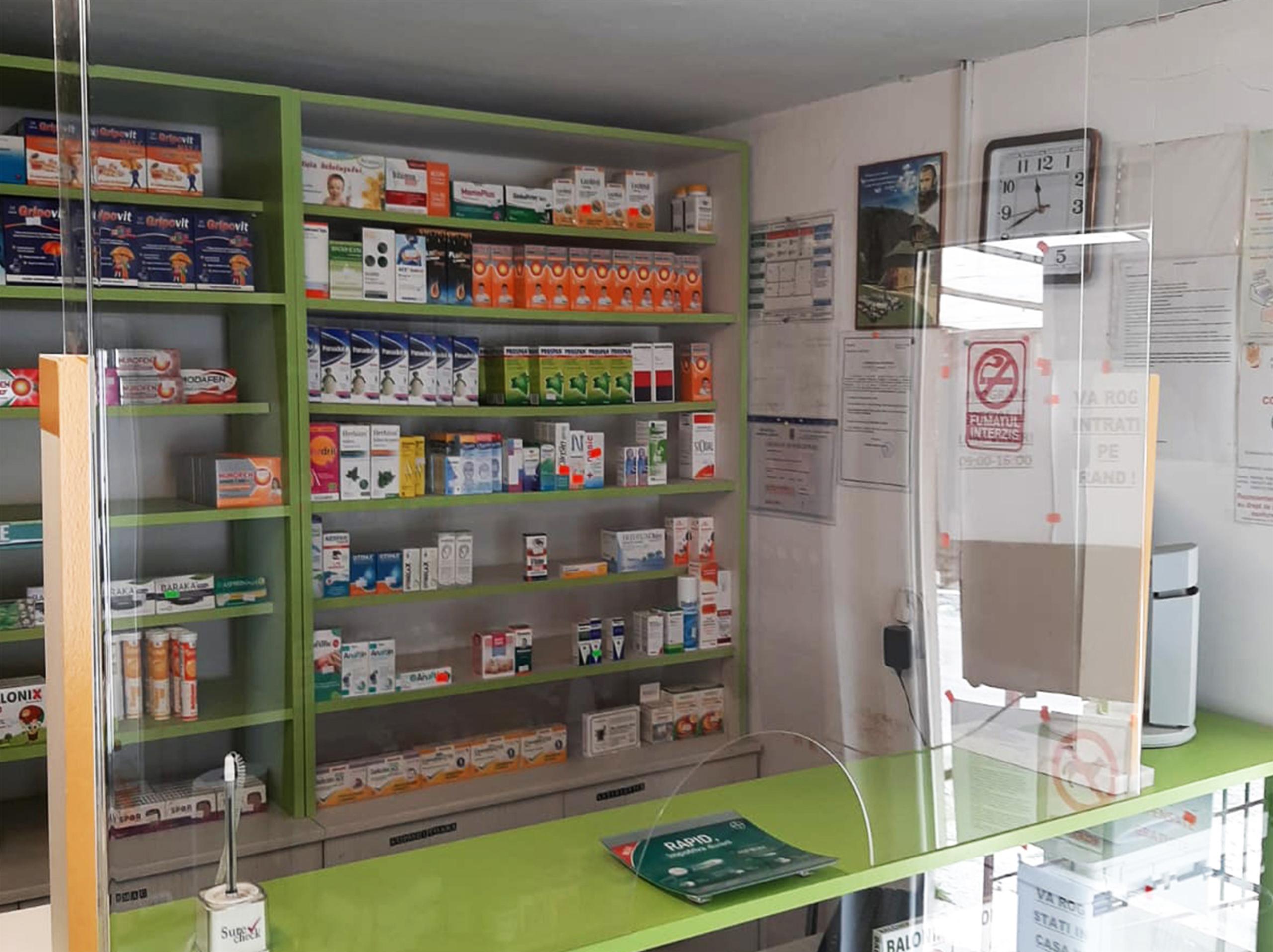 paravan farmacie