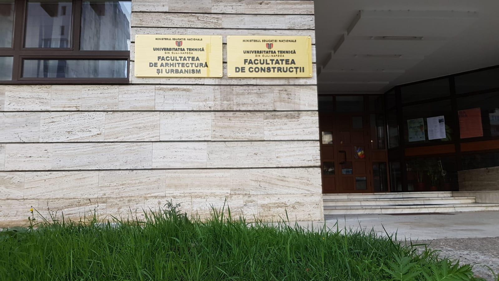 placa institutie